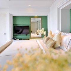 Отель Riva Arun Bangkok 4* Номер Делюкс с различными типами кроватей фото 14