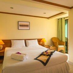 Krabi City Seaview Hotel 2* Номер Делюкс с различными типами кроватей фото 12