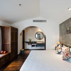 Отель The Myst Dong Khoi 5* Люкс с различными типами кроватей фото 15