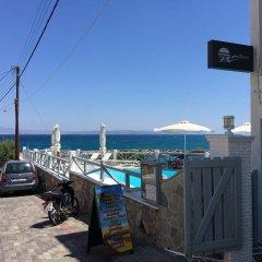 Отель Studios Meltemi бассейн фото 3