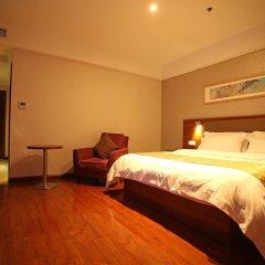Отель Yitel Collection Xiamen Zhongshan Road Seaview Сямынь комната для гостей