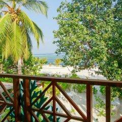 Отель Seven Corals балкон