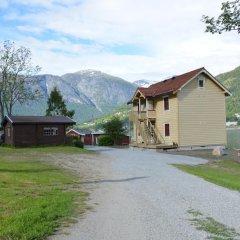 Отель Nesset Fjordcamping фото 3