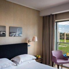 Athens Gate Hotel 4* Улучшенный семейный номер с двуспальной кроватью фото 4