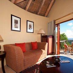 Отель Kuzuko Lodge 5* Шале Делюкс с различными типами кроватей фото 11