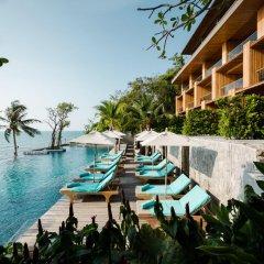 Отель Cape Dara Resort 5* Номер Делюкс с различными типами кроватей фото 2