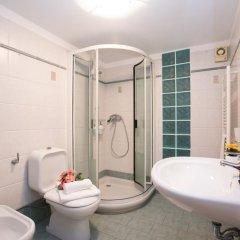 Отель Casa Cima Порлецца ванная фото 2