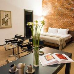 Дизайн-отель Brick 4* Люкс с различными типами кроватей фото 27