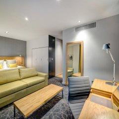 Apex City of Glasgow Hotel 4* Стандартный номер с различными типами кроватей фото 4