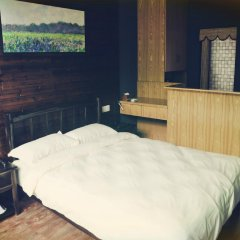 Отель Qiandaohu Qinglu Inn 2* Стандартный номер с различными типами кроватей фото 12