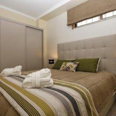 Hotel do Norte 2* Семейная студия с двуспальной кроватью