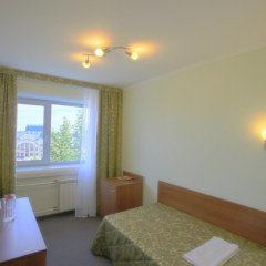 Гостиница Томск комната для гостей фото 3