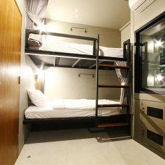 Here Hostel Кровать в общем номере фото 17