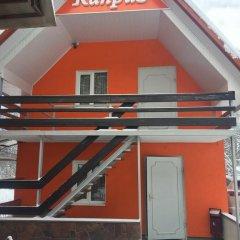 Гостиница Каприз Коттедж с разными типами кроватей фото 12