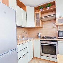 Апартаменты Apartments at Proletarskaya Апартаменты с разными типами кроватей фото 40