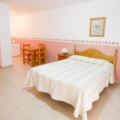 Отель Apartamentos Puerta del Sur Студия с различными типами кроватей фото 6