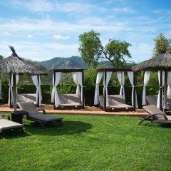 Отель Mas Tapiolas Suites Natura пляж