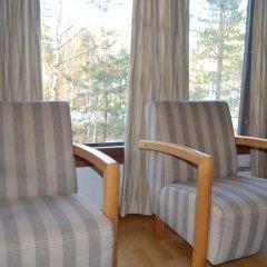 Отель Ukonniemi Spa Apartments Финляндия, Иматра - отзывы, цены и фото номеров - забронировать отель Ukonniemi Spa Apartments онлайн балкон