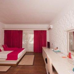 Отель Cinnamon Dhonveli Maldives-Water Suites 5* Бунгало с различными типами кроватей фото 2