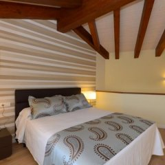 Отель Apartamentos El Palacete de Ainsa комната для гостей фото 3