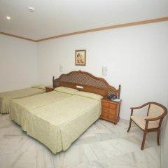 Los Omeyas Hotel 2* Стандартный номер с двуспальной кроватью фото 3