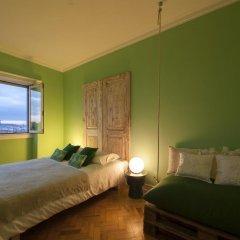 Апартаменты Graça Castle - Lisbon Cheese & Wine Apartments комната для гостей фото 3
