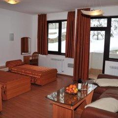 Отель Apart Hotel Flora Residence Болгария, Боровец - отзывы, цены и фото номеров - забронировать отель Apart Hotel Flora Residence онлайн комната для гостей фото 2