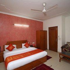 Отель Ashoka International Индия, Нью-Дели - отзывы, цены и фото номеров - забронировать отель Ashoka International онлайн комната для гостей фото 4