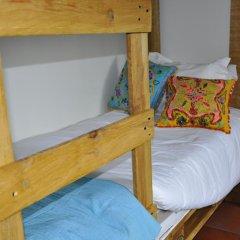 Lisbon Family Hostel Стандартный семейный номер с двуспальной кроватью фото 6