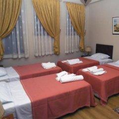 Istanbul Irish Hotel комната для гостей