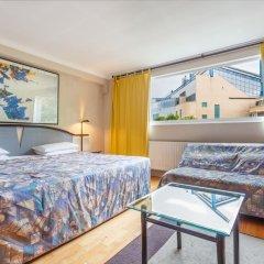 Отель La Reserve 3* Представительский номер с различными типами кроватей фото 4