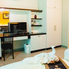 Отель Chalong Boutique Inn 2* Номер Делюкс разные типы кроватей фото 4