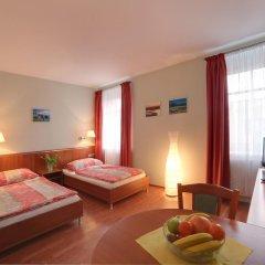 Отель Penzion Fan 3* Студия с 2 отдельными кроватями фото 7