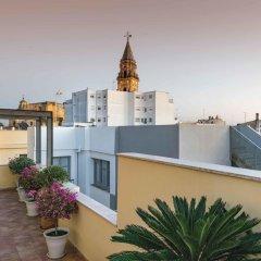 Отель Sercotel Asta Regia Jerez Испания, Херес-де-ла-Фронтера - 2 отзыва об отеле, цены и фото номеров - забронировать отель Sercotel Asta Regia Jerez онлайн балкон