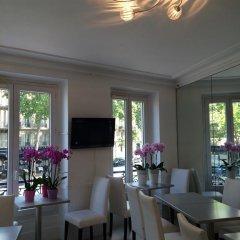 Hotel de Prony питание фото 3