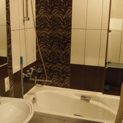 Апартаменты Apartment Krylatiy 18 ванная