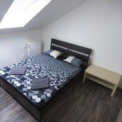 Brix Hostel Стандартный номер с различными типами кроватей фото 6