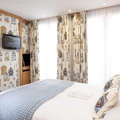 Отель Hôtel Le Regent Paris 3* Стандартный номер с двуспальной кроватью фото 9