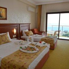 Отель Laphetos Beach Resort & Spa - All Inclusive комната для гостей фото 3
