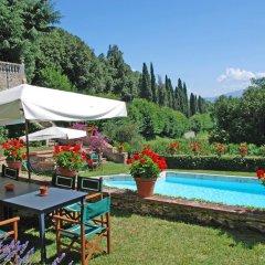 Отель Villa Olivum Лукка бассейн