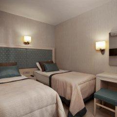 Отель Marti Myra - All Inclusive 5* Улучшенный семейный номер с различными типами кроватей фото 2