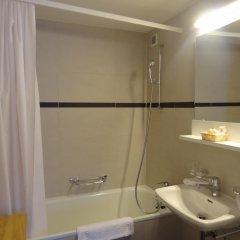 Отель Alpenhotel Residence 3* Стандартный номер с различными типами кроватей фото 4