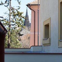 Отель U Tri Pstrosu 4* Апартаменты фото 12