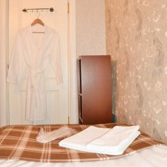 Мини-Отель СВ на Таганке Номер Эконом разные типы кроватей фото 5