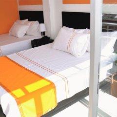 Hotel Colours 2* Стандартный номер с 2 отдельными кроватями фото 5
