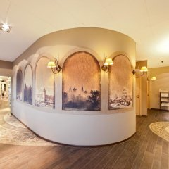 Гостиница 40-й Меридиан Арбат интерьер отеля фото 3