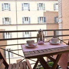 Отель Pantheon Suite Apartment Италия, Рим - отзывы, цены и фото номеров - забронировать отель Pantheon Suite Apartment онлайн балкон