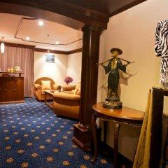 King Park Avenue Hotel 4* Представительский люкс с различными типами кроватей фото 15