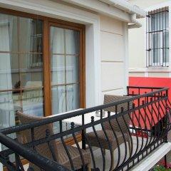 Отель Art Nouveau Galata 3* Люкс повышенной комфортности с различными типами кроватей фото 8