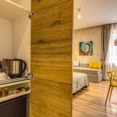 Parlamento Boutique Hotel 2* Улучшенный номер с различными типами кроватей фото 3